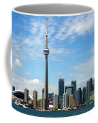 Cn Tower Coffee Mug
