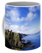 Co Antrim, Dunluse Castle Coffee Mug