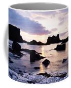 Co Antrim, Whitepark Bay, Ballintoy Coffee Mug