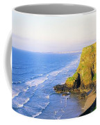 Co Derry, Ireland View Of Cliffs And Coffee Mug