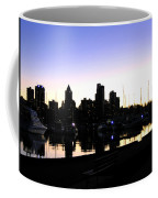 Coal Harbour Coffee Mug by Will Borden