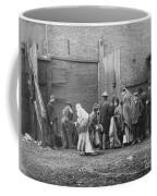 Coal Line, Nyc; 1902 Coffee Mug