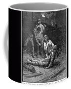 Coal Mine Disaster, 1884 Coffee Mug