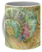 Coastal Cosine Gem  Coffee Mug by Betsy Knapp