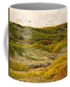 Coastal Plants On Dunes Coffee Mug