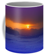 Coastal Sunset Coffee Mug