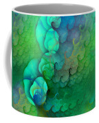 Coastal Waves Coffee Mug