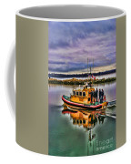Coastguard Hdr Coffee Mug
