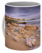Coastline At Twilight Coffee Mug