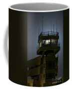 Cob Speicher Control Tower Coffee Mug by Terry Moore