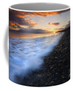 Cobblestone Sunset Coffee Mug