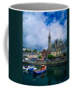 Cobh Cathedral & Harbour, Co Cork Coffee Mug