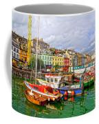 Cobh Town In Ireland Coffee Mug