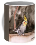 Cockatiel Coffee Mug