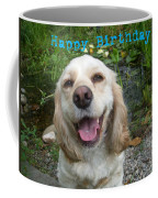 Cocker Spaniel Birthday Coffee Mug
