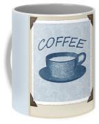 Coffee 1-2 Scrapbook Coffee Mug