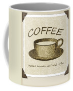 Coffee Cup 3 Scrapbook Coffee Mug