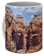 Coffee Pot Rock Formation Coffee Mug