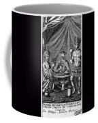 Coffee, Tea & Chocolate, 1685 Coffee Mug by Granger