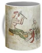 coinage - Gothic mural Coffee Mug