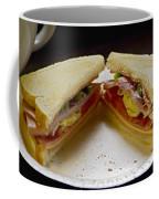 Cold Cut Sandwich Coffee Mug
