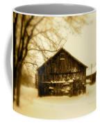 Cold On The Ridge Coffee Mug