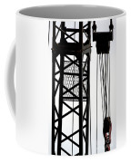 Cold Steel Coffee Mug
