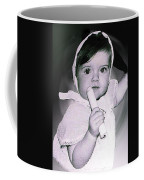 Colette 1 Year Old Direct Pappa Hans  To Take A Photography 2 Coffee Mug