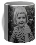 Colette Happy 4 Years Old In France Coffee Mug