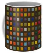 Collage Color Study Lll Coffee Mug