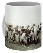 College Football Game, 1905 Coffee Mug