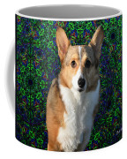 Collie Coffee Mug by Bill Cannon
