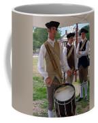 Colonial Drummer Coffee Mug