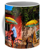 Color Coffee Mug by Skip Hunt