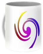 Color Spiral Coffee Mug