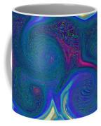 Color Swirl Abstract Coffee Mug
