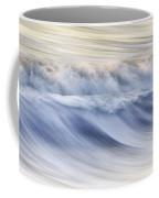 Color Wave IIi Coffee Mug by Rob Travis