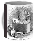Colorado Bathhouse, 1879 Coffee Mug