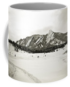 Colorado Boulder Flatirons  Coffee Mug