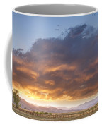 Colorado Evening Light Coffee Mug