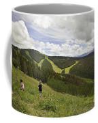 Colorado Mountain Freedom Coffee Mug