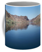 Colorado River At Willow Beach Az Coffee Mug