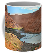 Colorado River Canyon 1 Coffee Mug