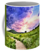 Colorado Sunset Coffee Mug