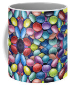 Colored Beans Design Coffee Mug