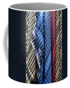 Colored Palestinian Keffiyeh Coffee Mug