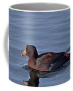 Colorful American Coot Coffee Mug