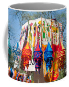 Colorful Banners At Surajkund Mela Coffee Mug