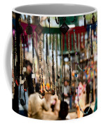 Colorful Beads At The Surajkund Mela Coffee Mug