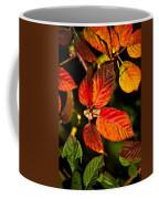 Colorful Blackberry Leaves 1 Coffee Mug